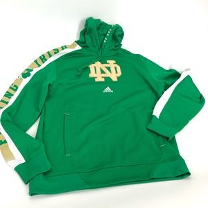 Adidas Notre Dame Climawarm Hoodie